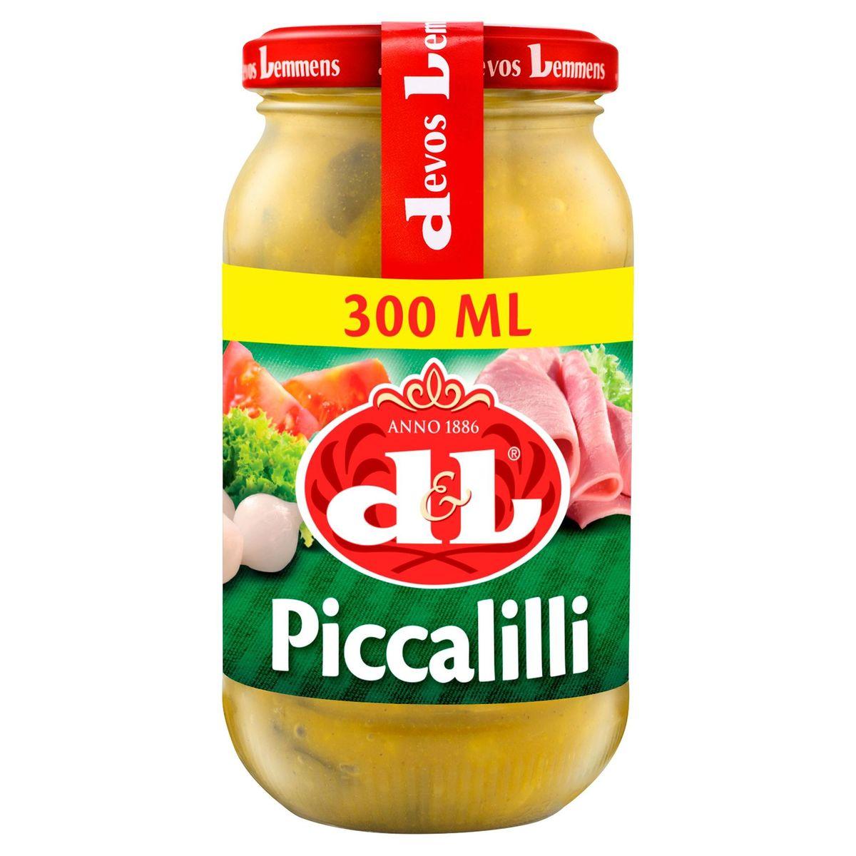 Devos Lemmens Piccalilly 300 ml