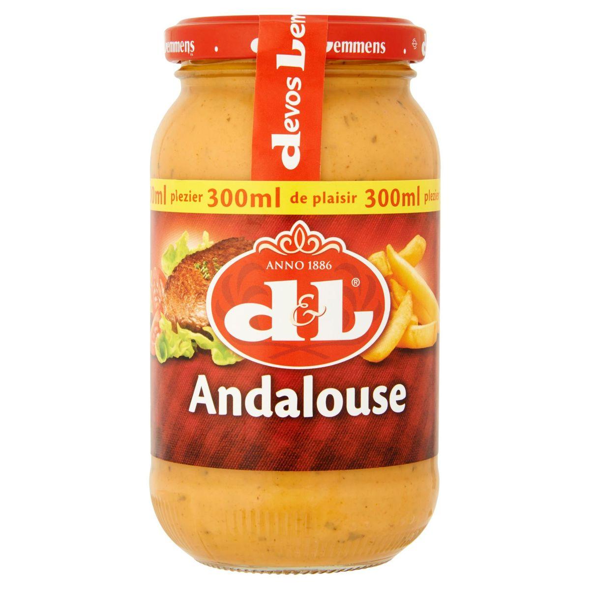 Devos Lemmens Andalouse 300 ml