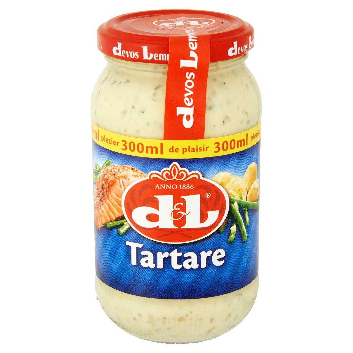 Devos Lemmens Tartare 300 ml