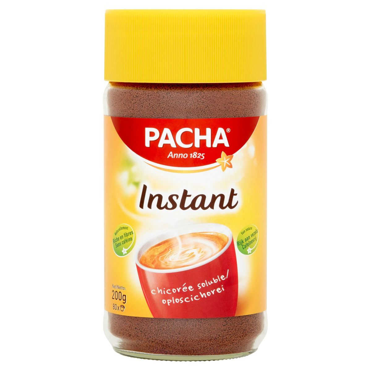 Pacha Instant Chicorée Soluble 200 g