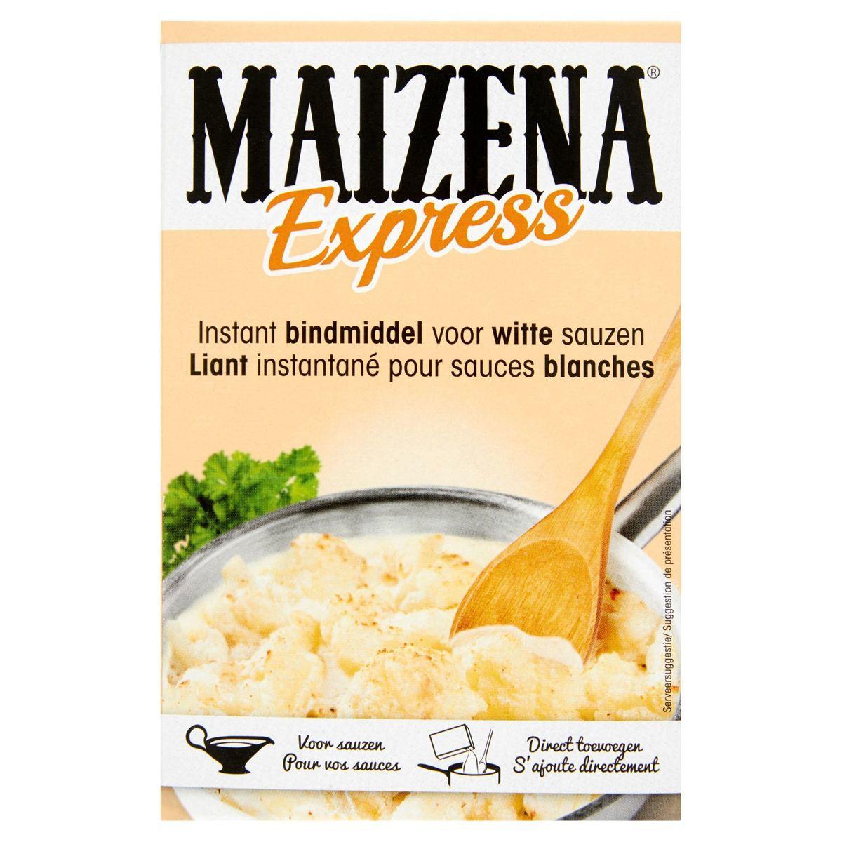Maizena Express Bindmiddel  voor Witte Saus Glutenvrij 250 g
