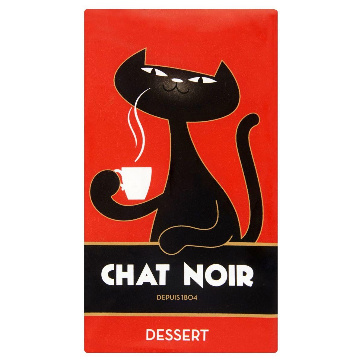 CHAT NOIR Café Moulu Dessert 250 g