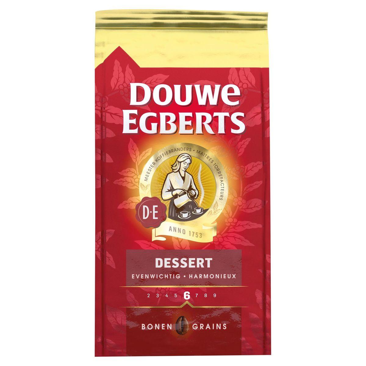 DOUWE EGBERTS Café Grains Dessert 500 g