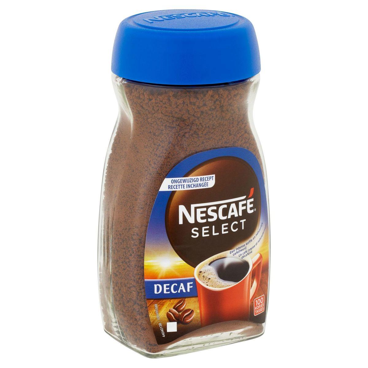 NESCAFÉ Café SELECT DECAF Bocal 200 g