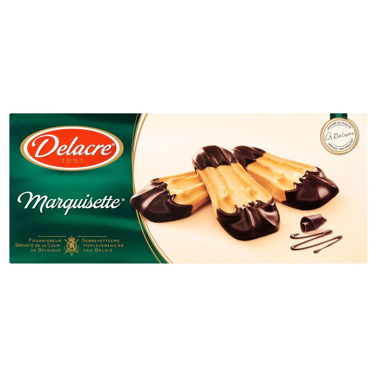 Delacre Marquisette 175 g