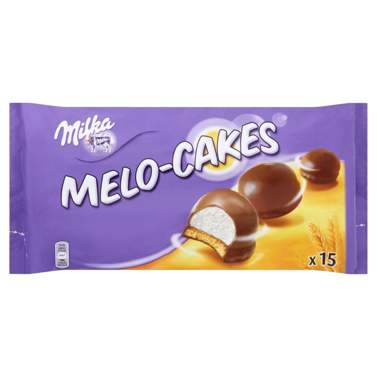 Milka Melo-Cakes 15 Pièces 250 g