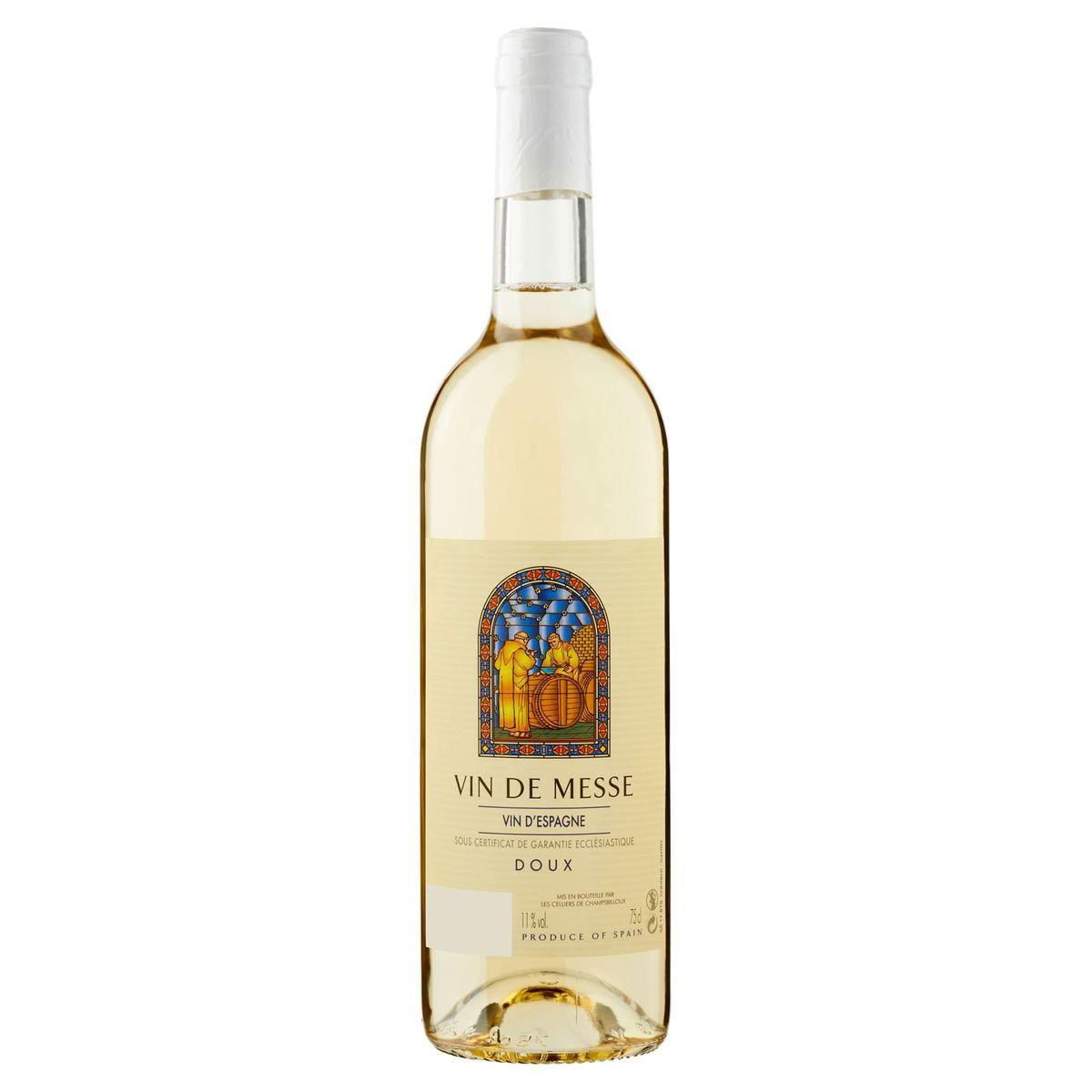 Vin de Messe Doux 75 cl