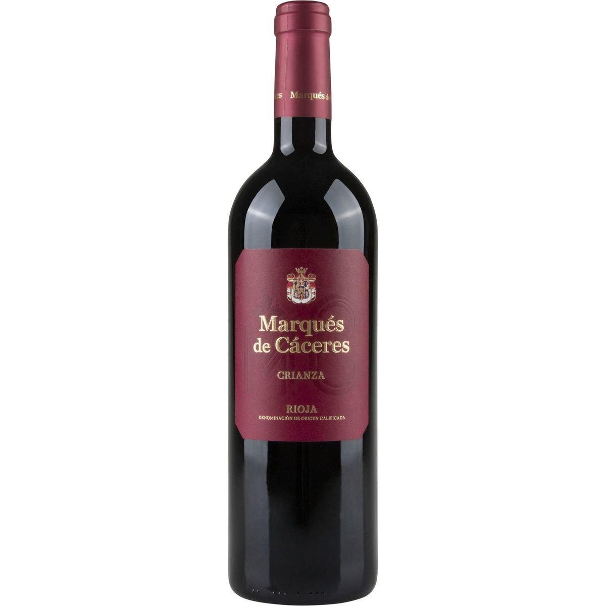 Spanje Rioja Marques de Cacères Crianza Rood