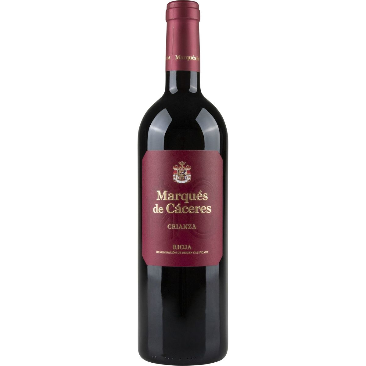 Espagne Rioja Marques de Cacères Crianza Rouge