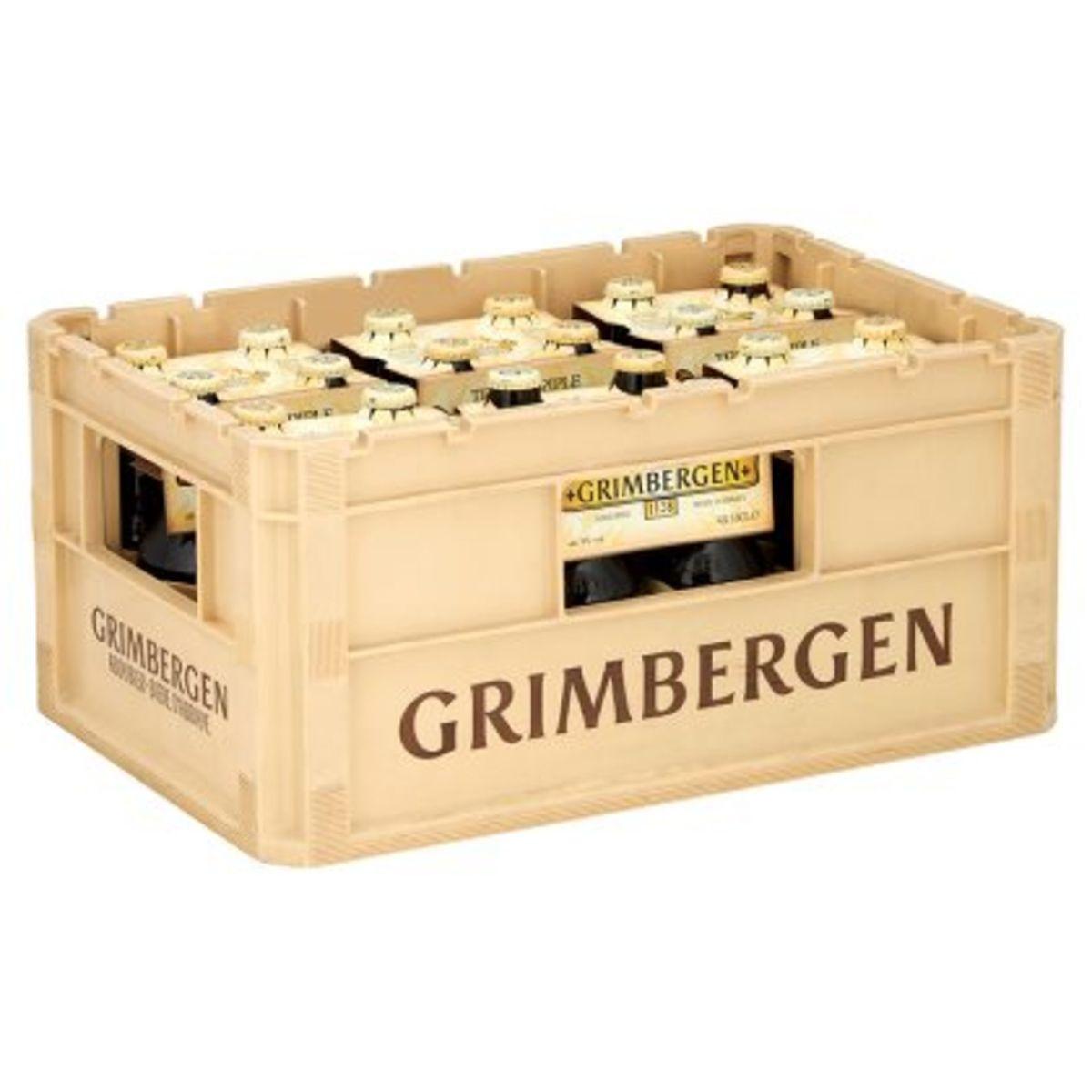 Grimbergen Tripel Krat 24 x 33 cl