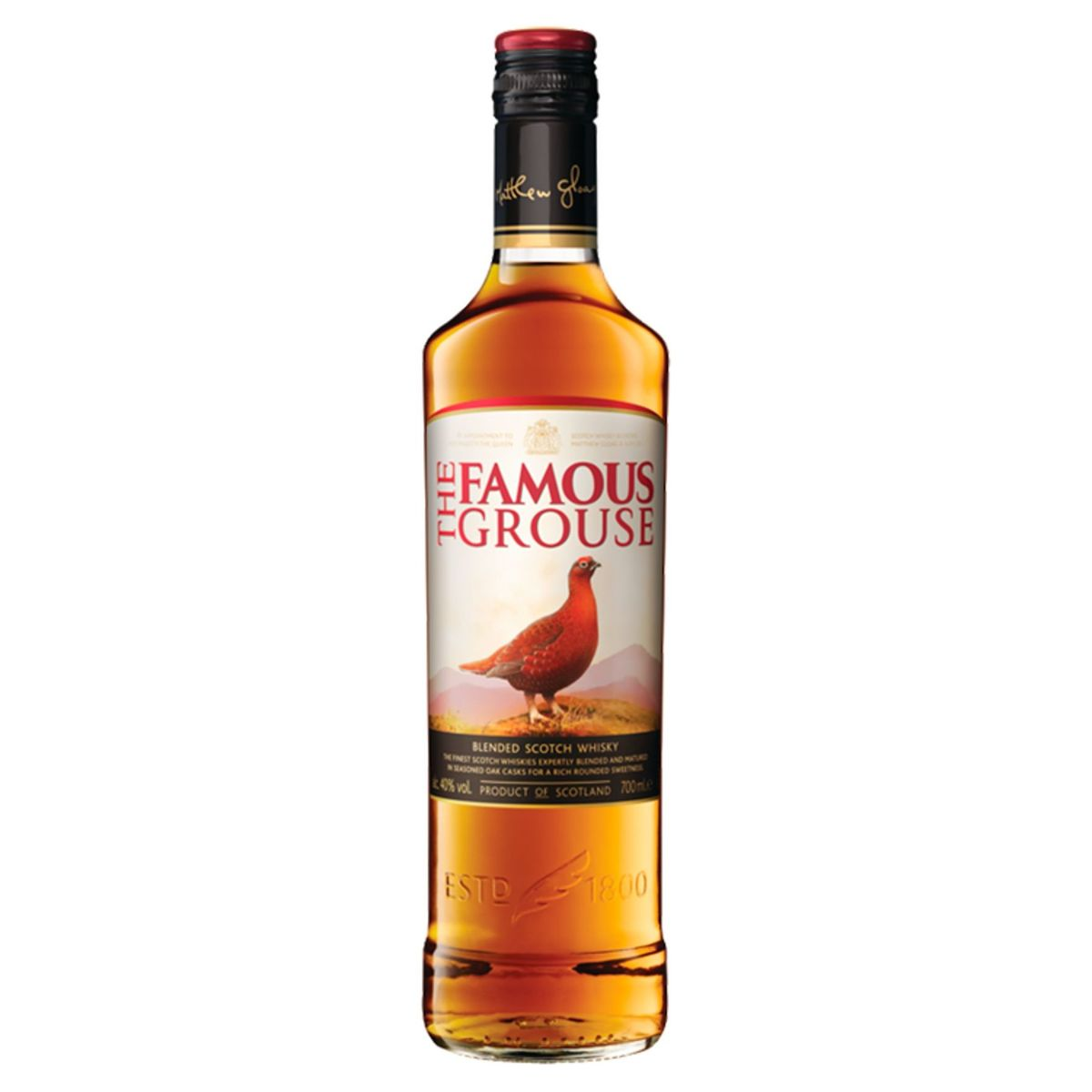 The Famous Grouse Blended Scotch Whisky 700 ml