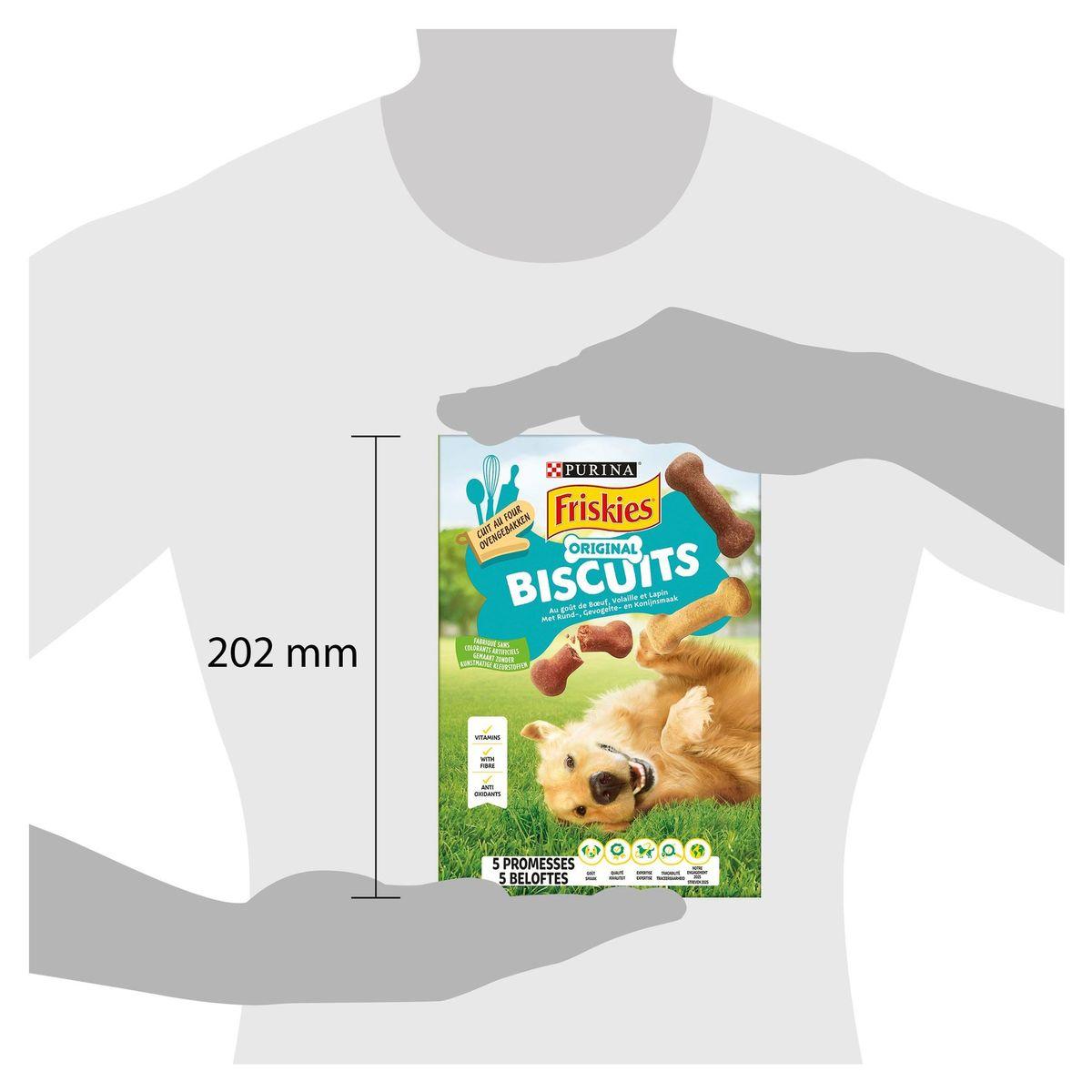 FRISKIES Hondensnack Original Biscuits 500 g