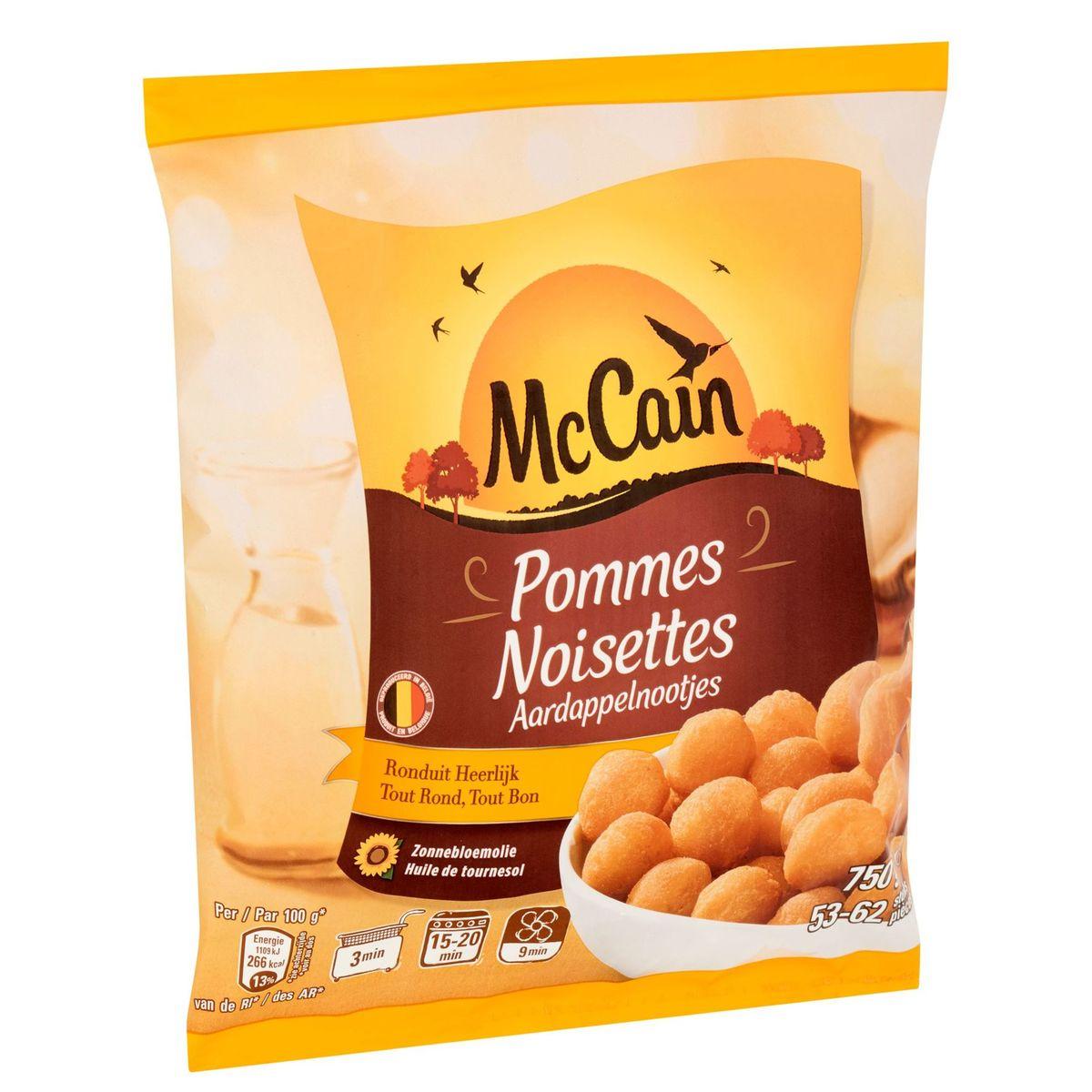 McCain Aardappelnootjes 750 g