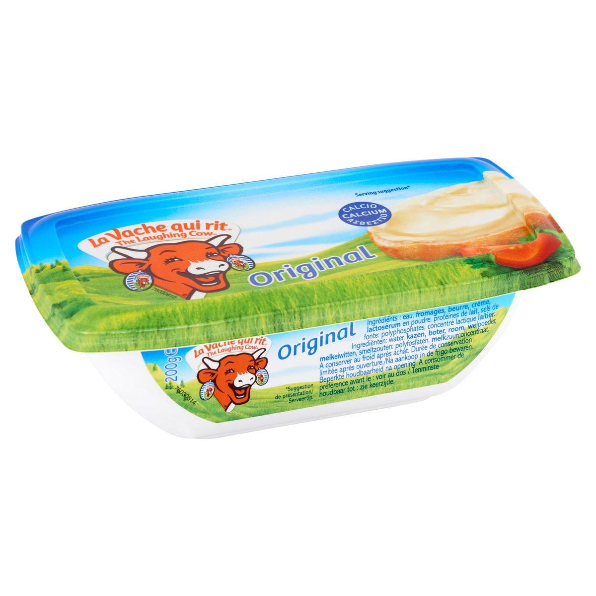 La Vache Qui Rit Fromage à tartiner Nature 200 g
