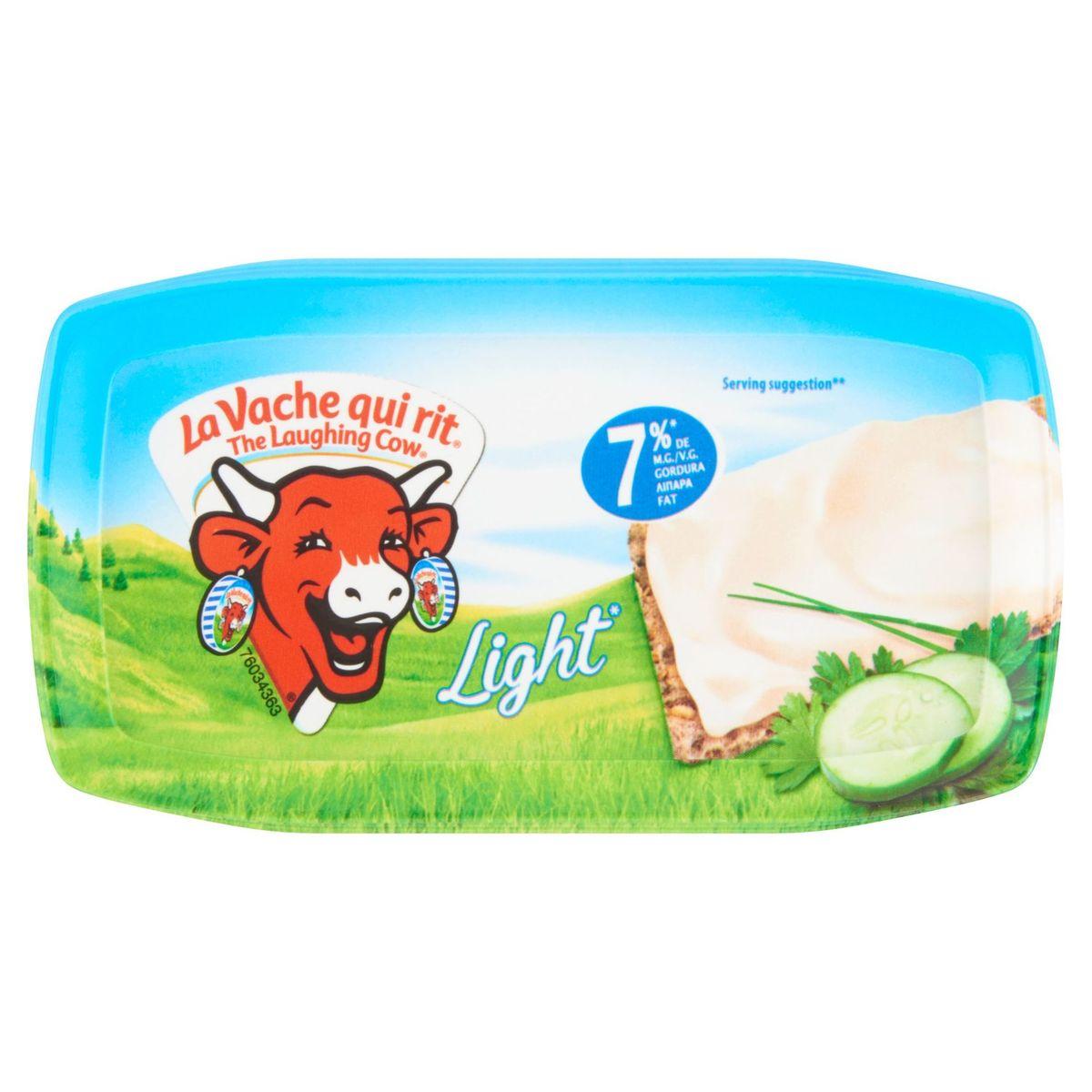 La Vache Qui Rit Fromage à tartiner Light 200 g