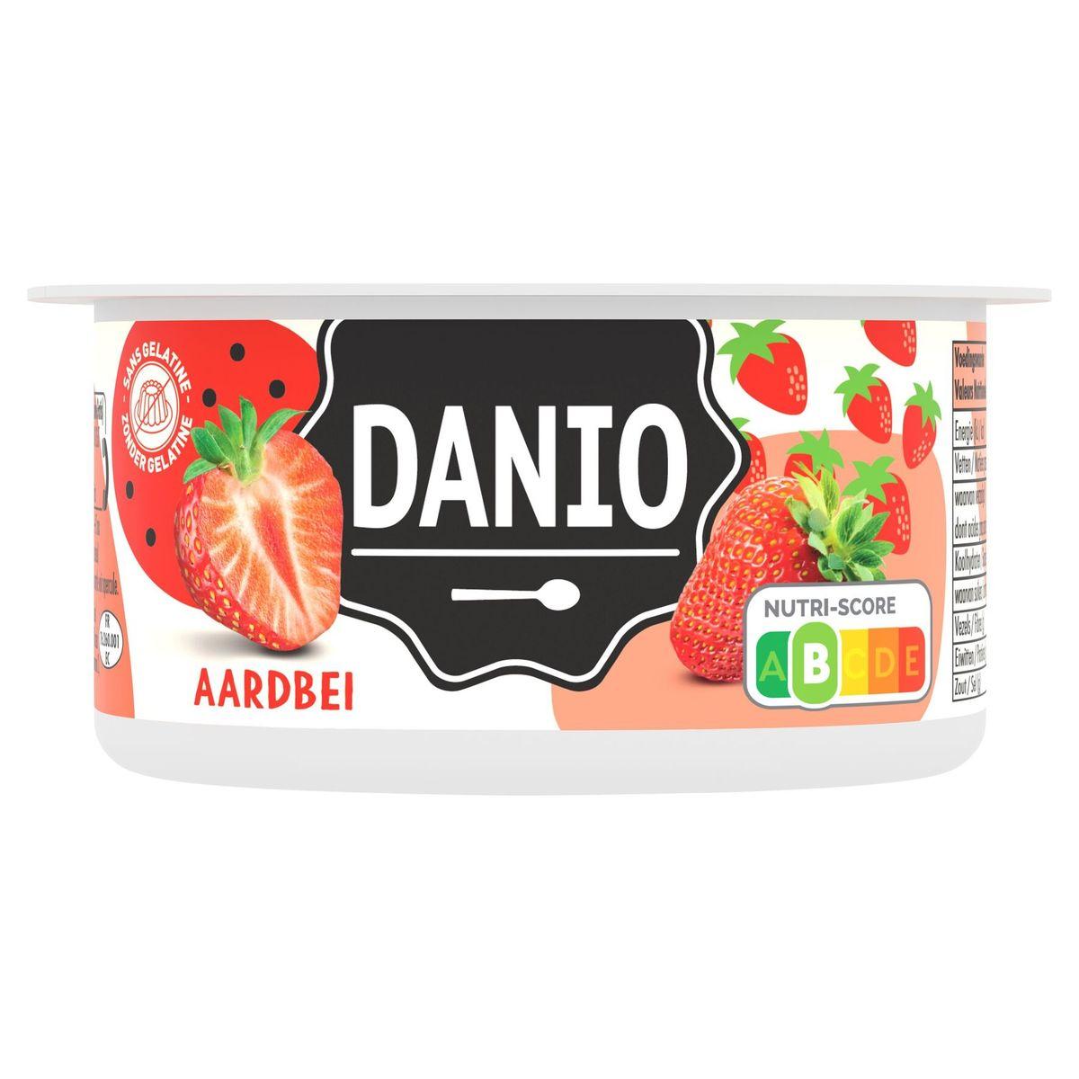 Danio Aardbei 180 g