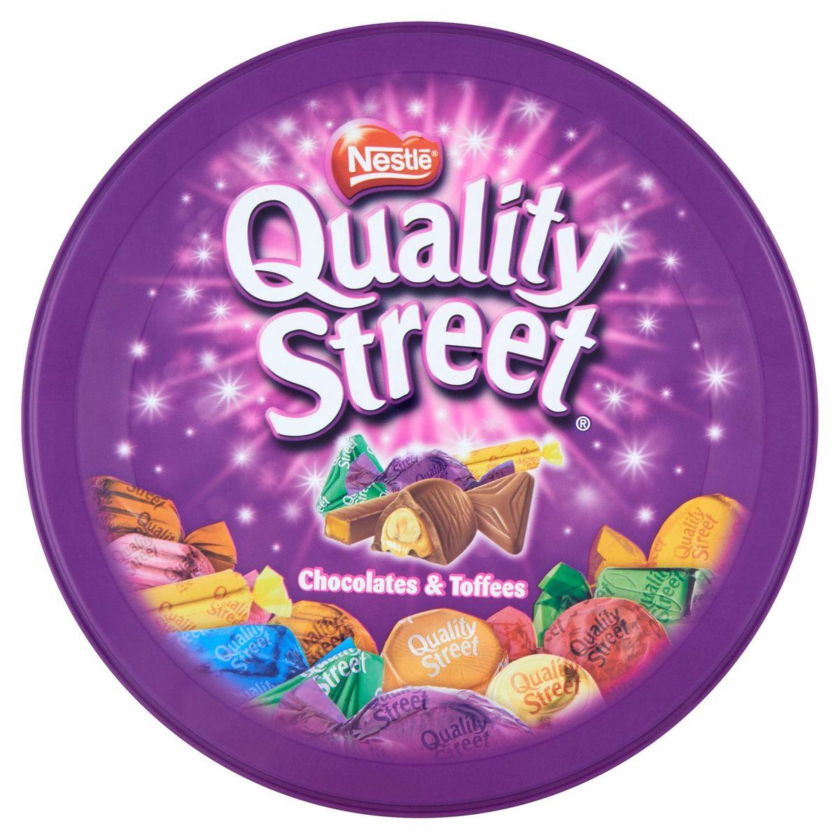 QUALITY STREET Boîte 480 g