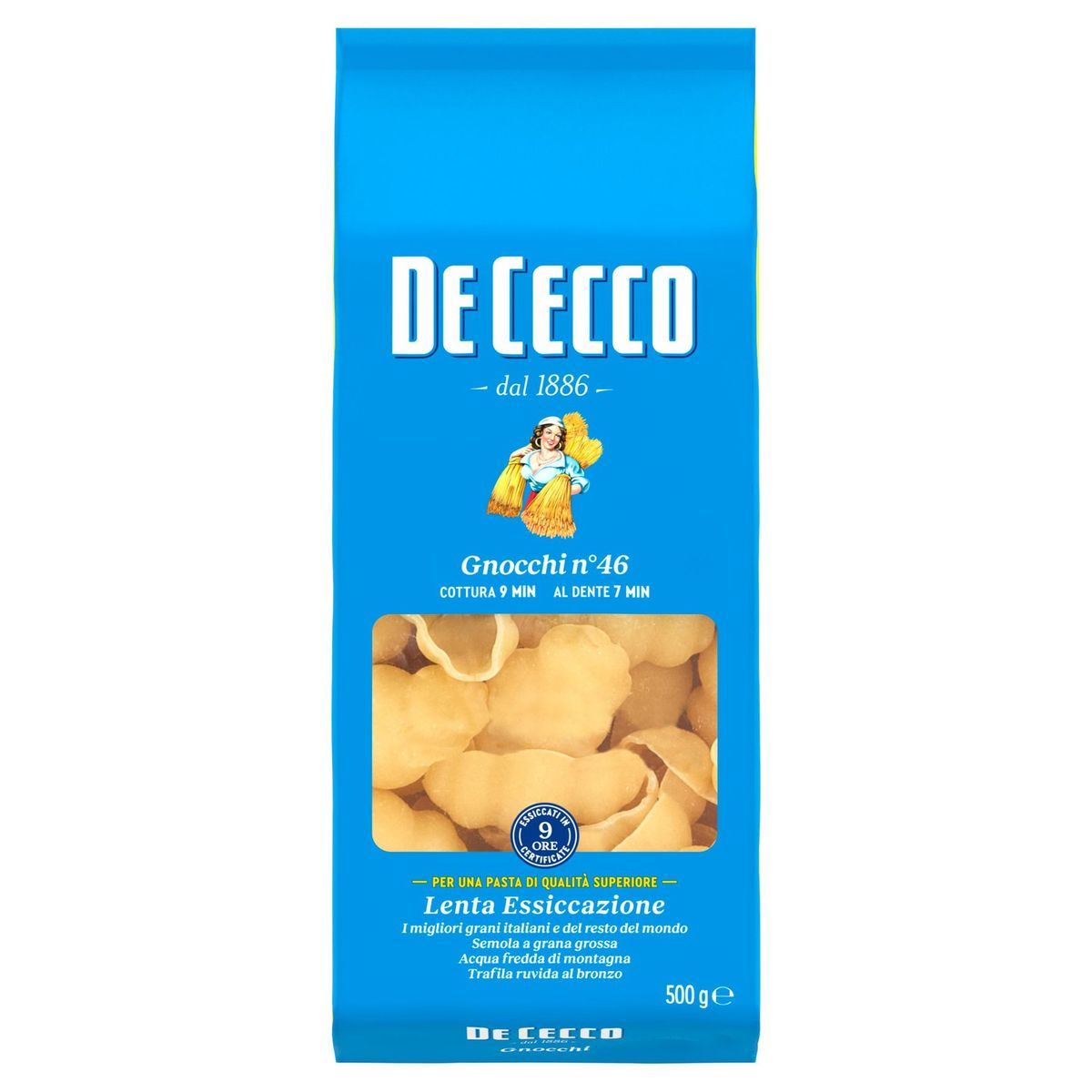 De Cecco Gnocchi n°46 500 g