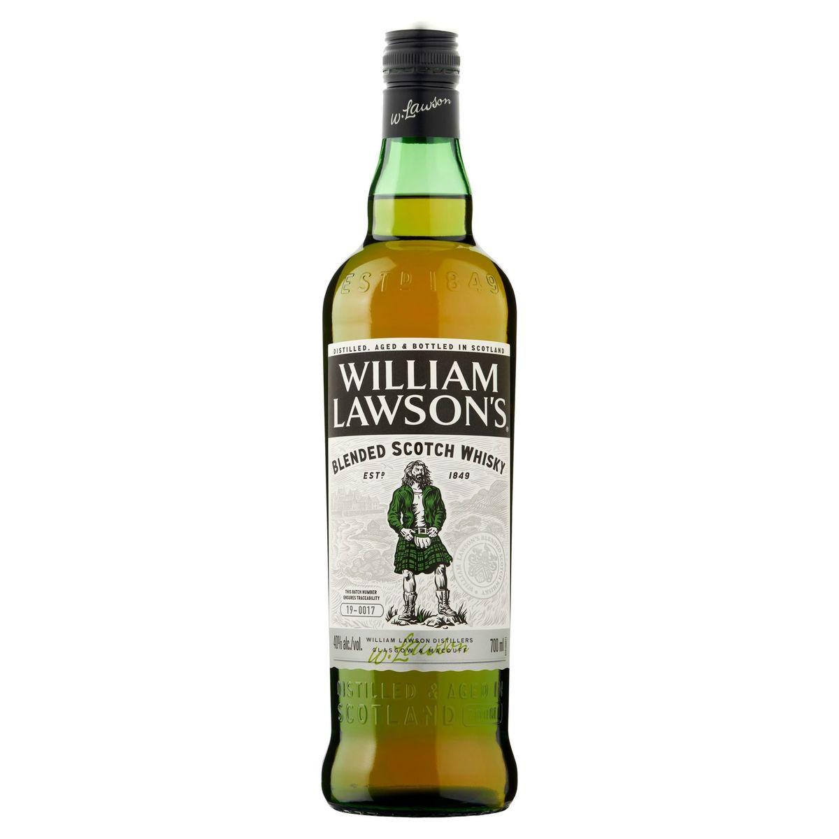 William Lawson's Finest Blended Whisky 700 ml