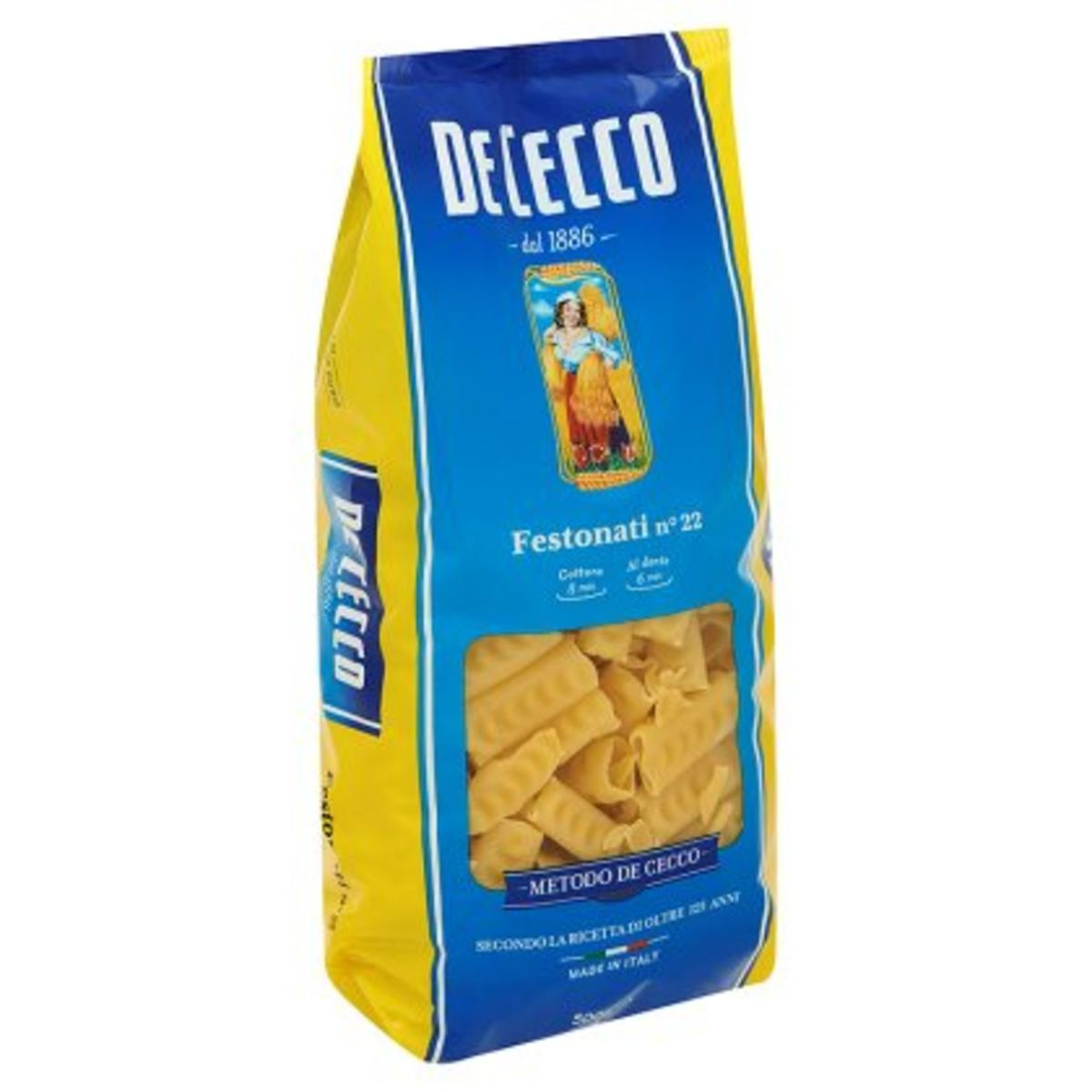 De Cecco Festonati n°22 500 g