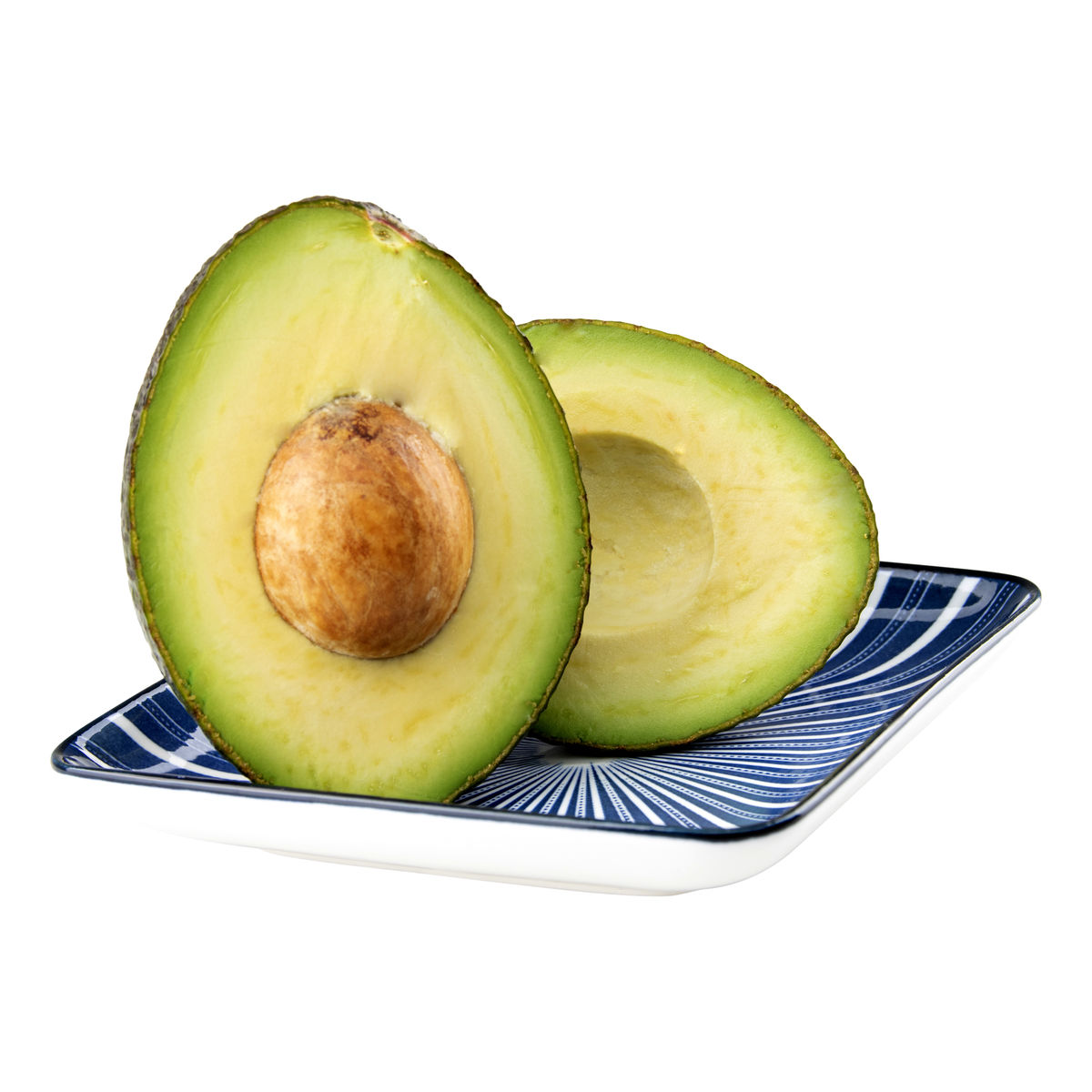 Avocado klaar om te eten