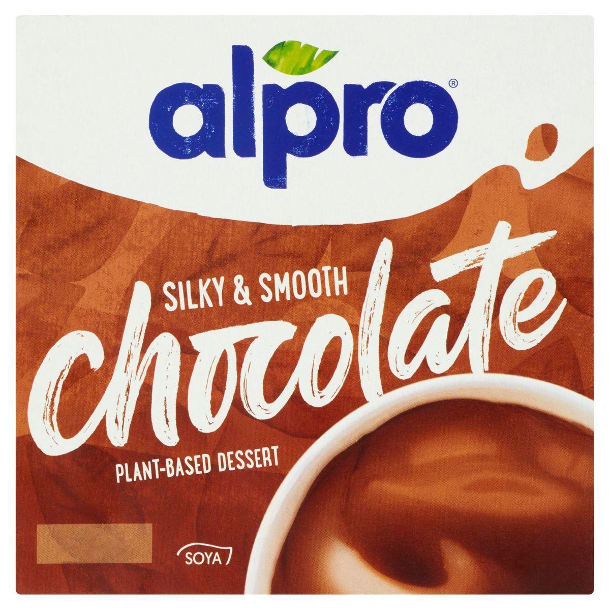 Alpro Dessert Choco 4 x 125 g