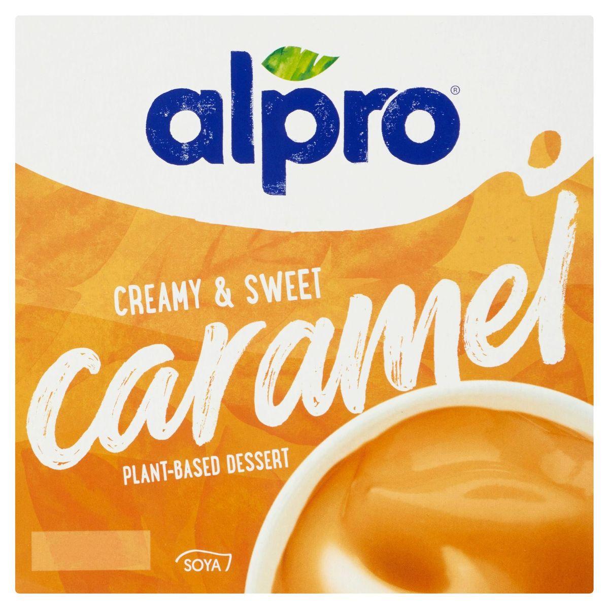 Alpro Dessert Caramel 4 x 125 g