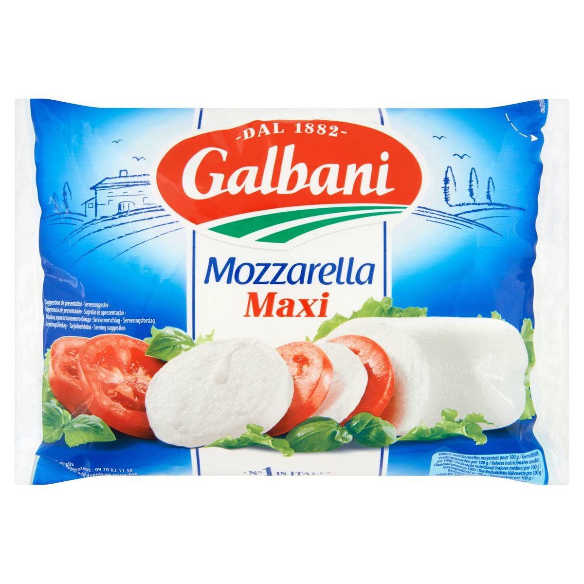 Galbani Mozzarella Maxi 250 g