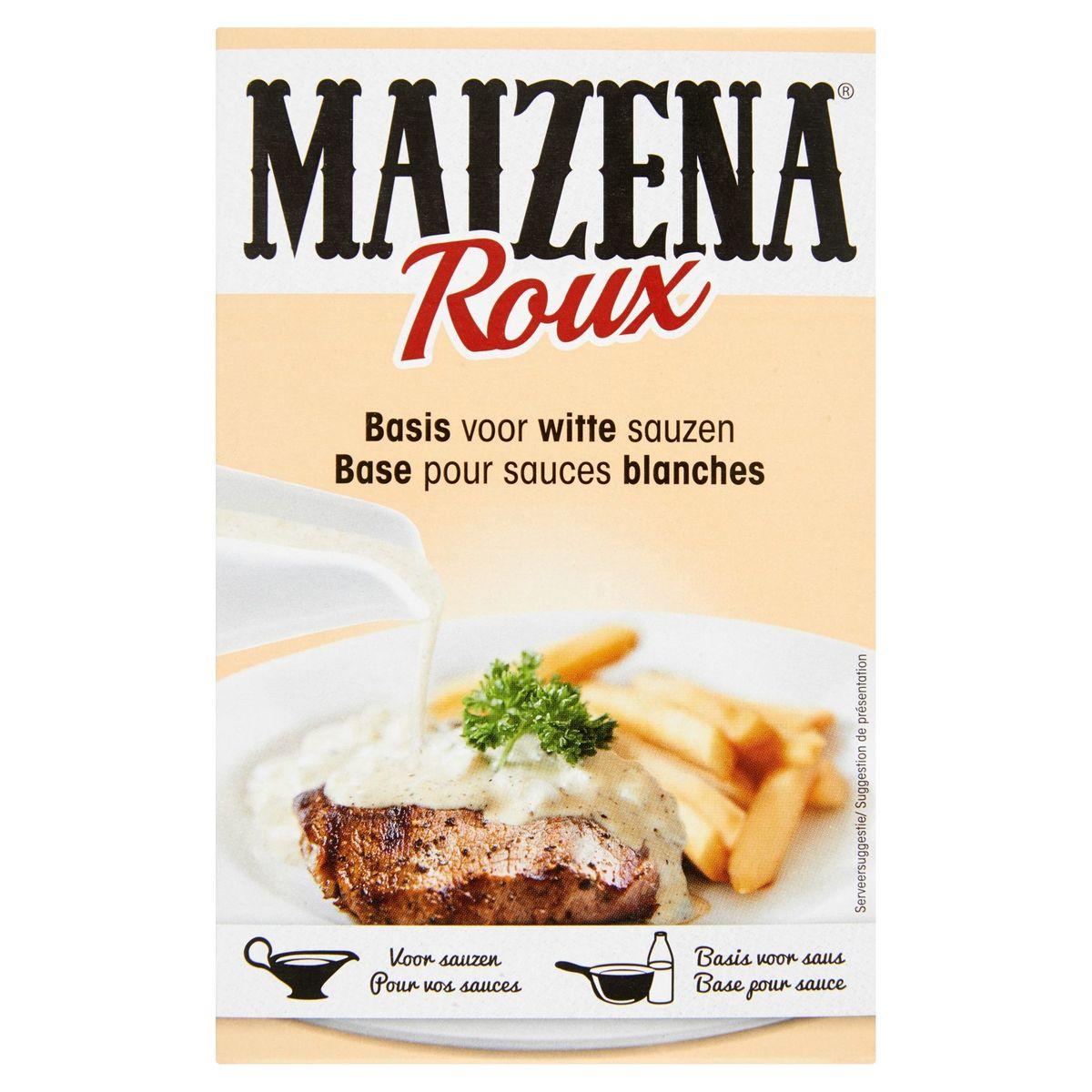 Maizena Roux Minute Bindmiddel Basis voor Witte Saus 250 g