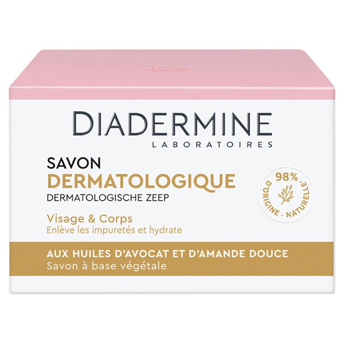 Diadermine Savon Dermatologique 100 g