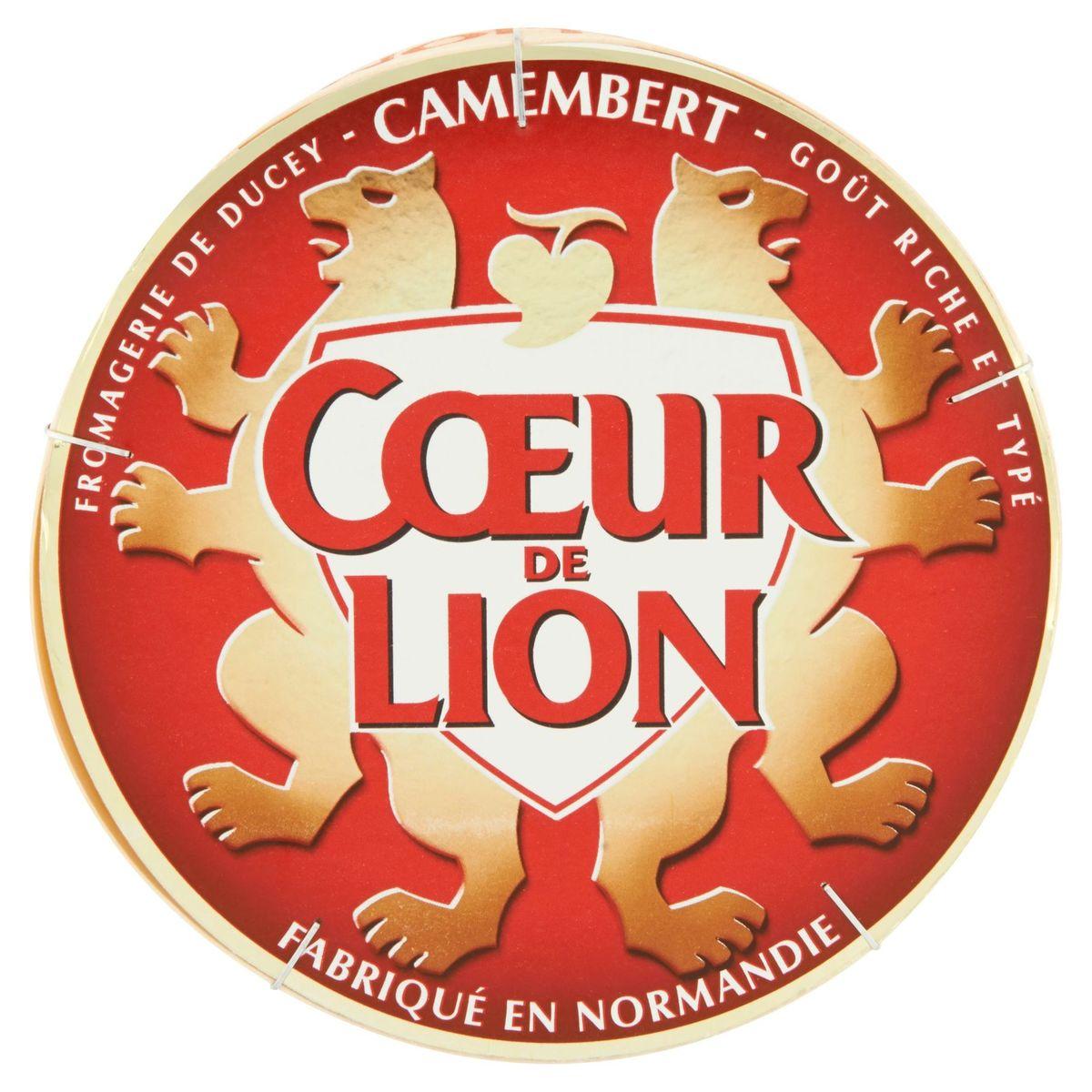 Cœur de Lion Camembert 250 g