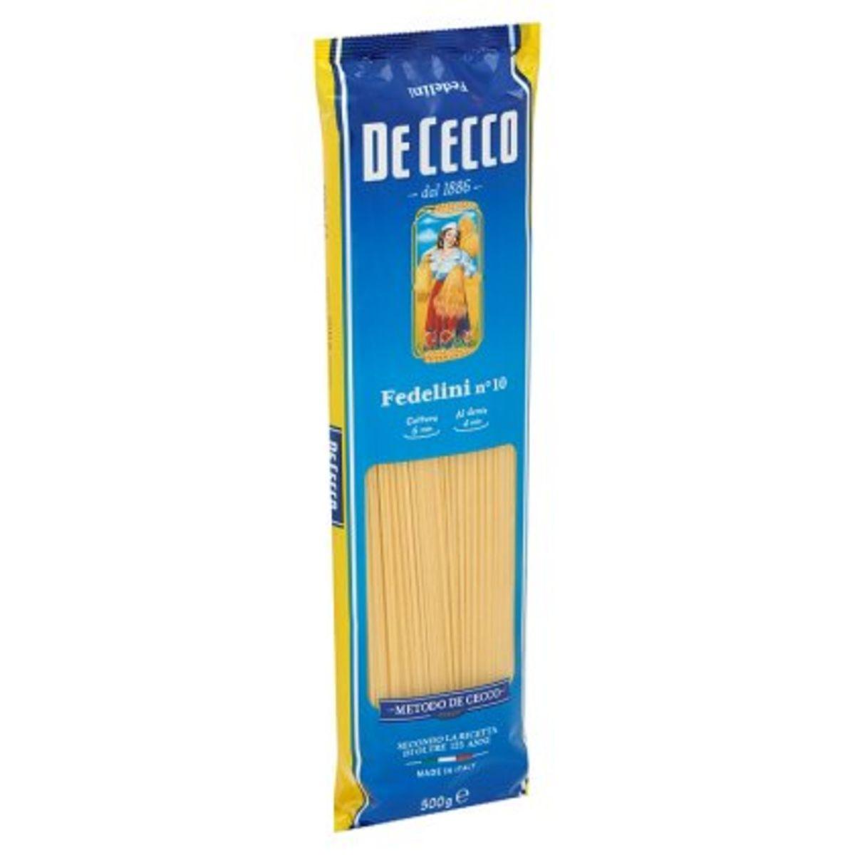 De Cecco Fedelini n°10 500 g
