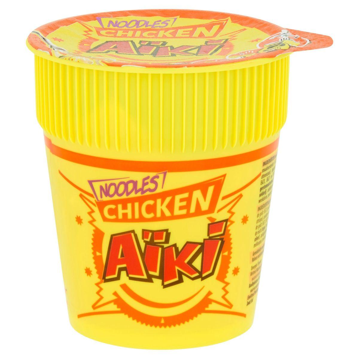 Aïki Noodles Chicken 73 g