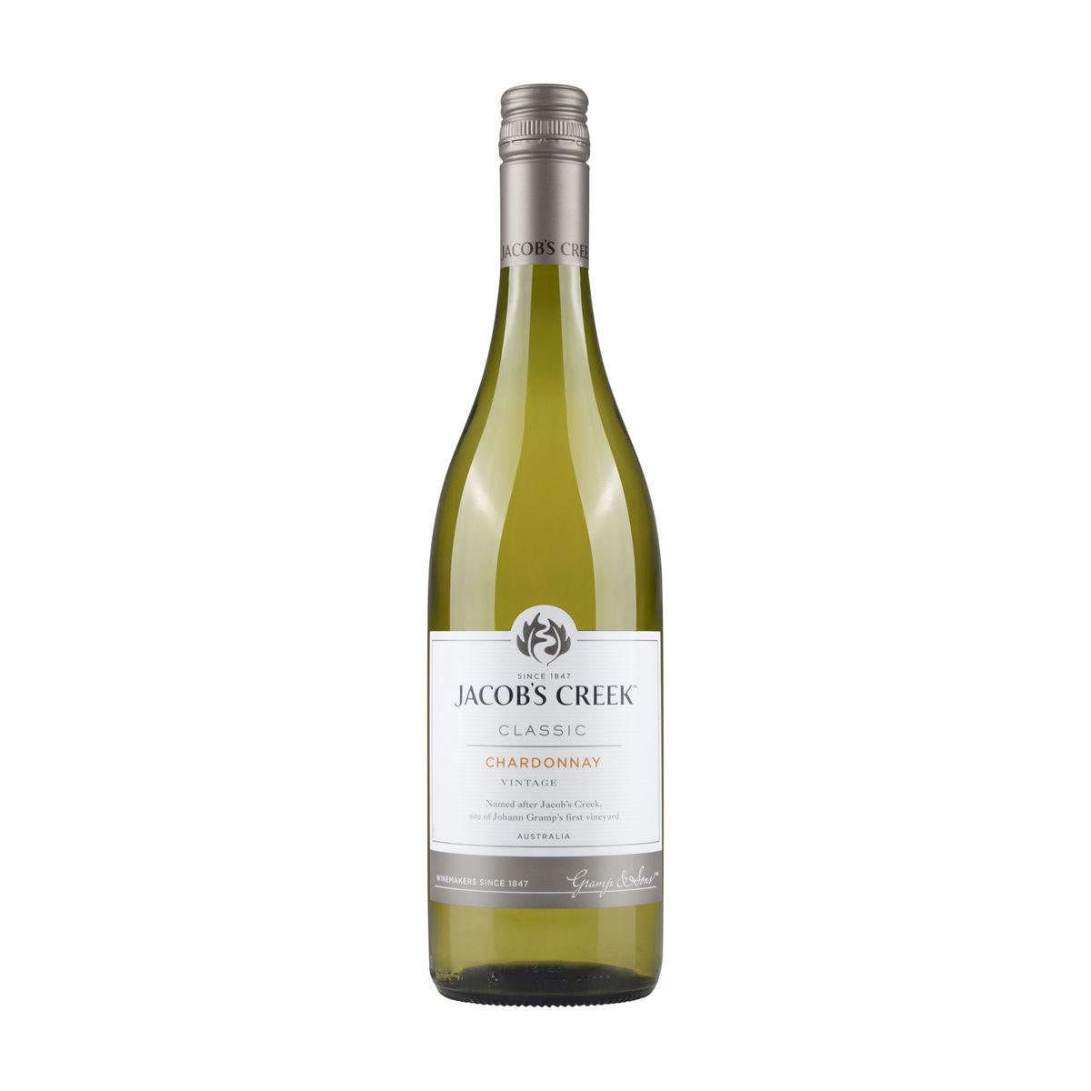 Australië Jacob's Creek Chardonnay