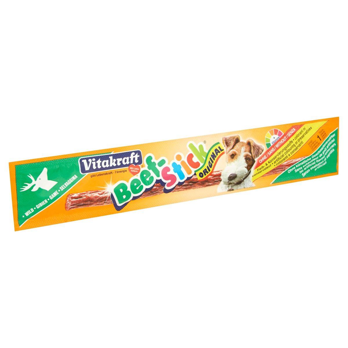 Vitakraft Beef-Stick gibier 12 g