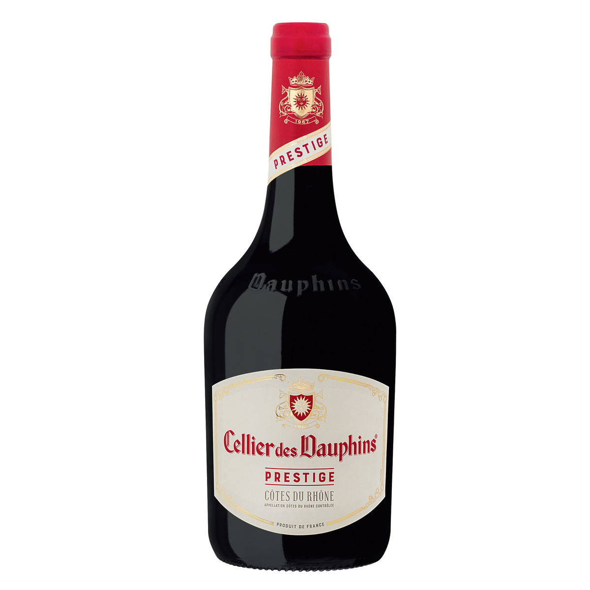 Frankrijk Côtes du Rhône Cellier des Dauphins Prestige