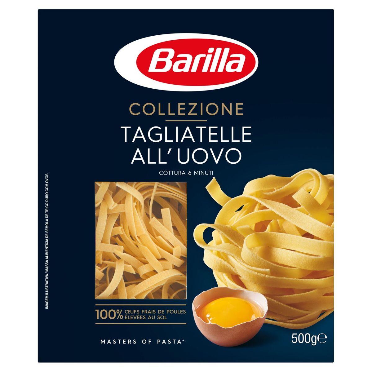 Barilla Pasta Collezione Tagliatelle all'Uovo 500g