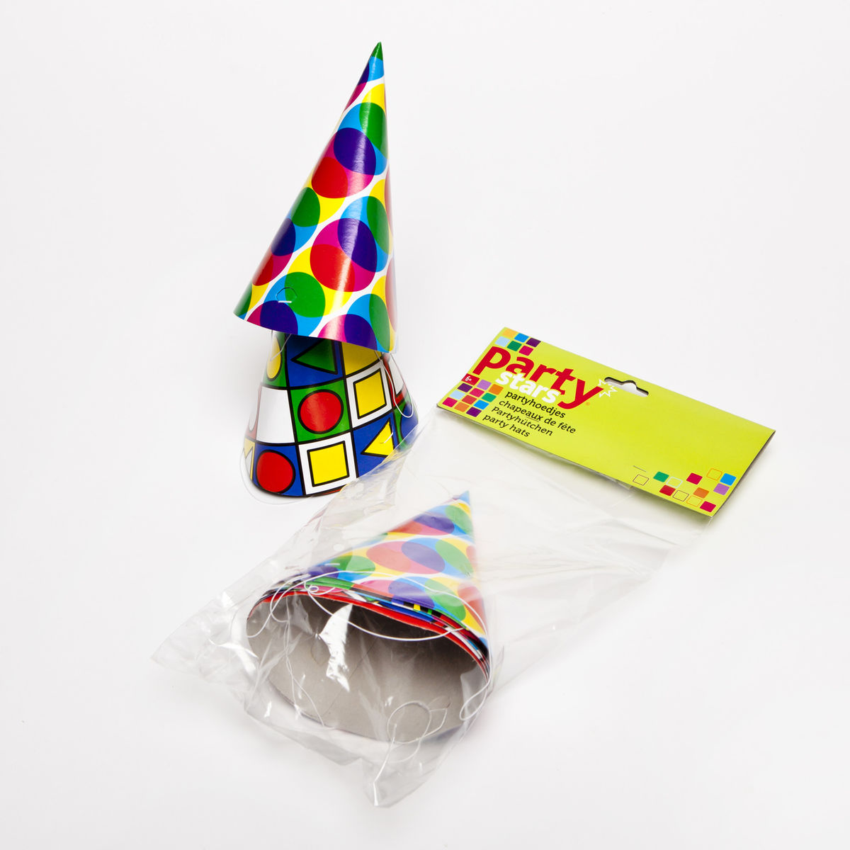 Party stars 6 Chapeaux de fête