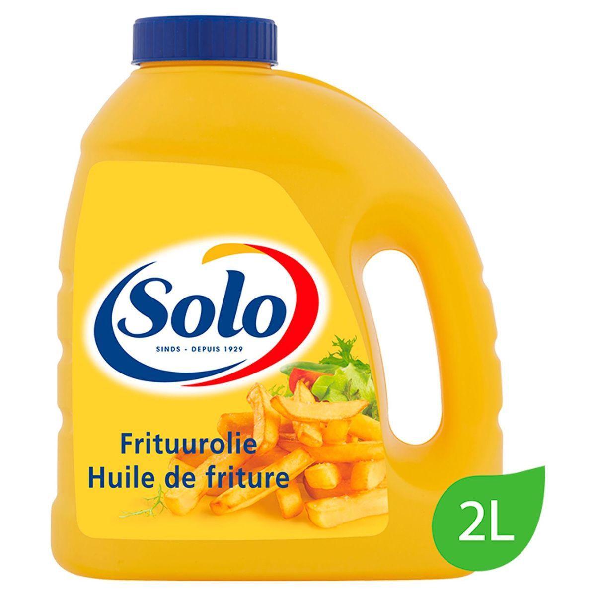 Solo | Huile de friture | 2L