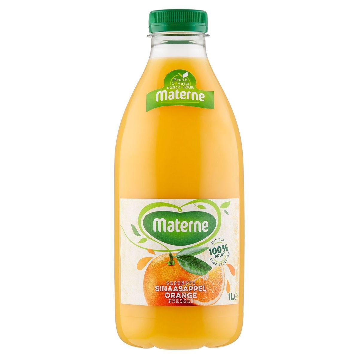 Materne Geperste Sinaasappel 1 L