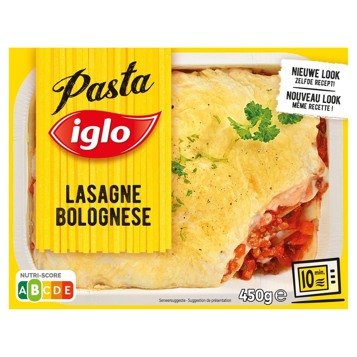 Iglo Lasagne Bolognese 450g