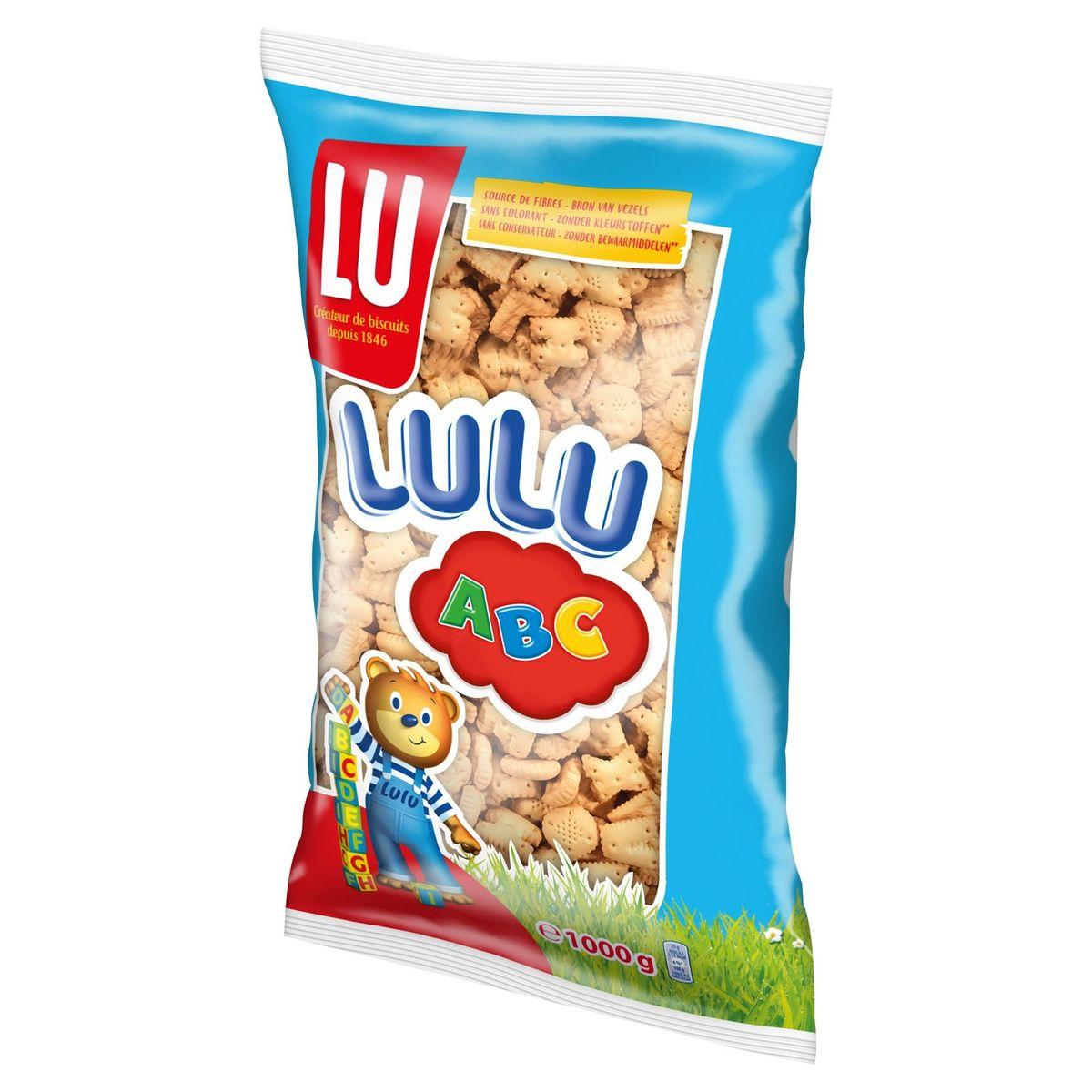 LU ABC Lulu 1000 g