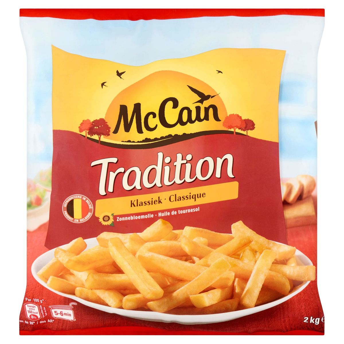 McCain Frites Tradition 2 kg