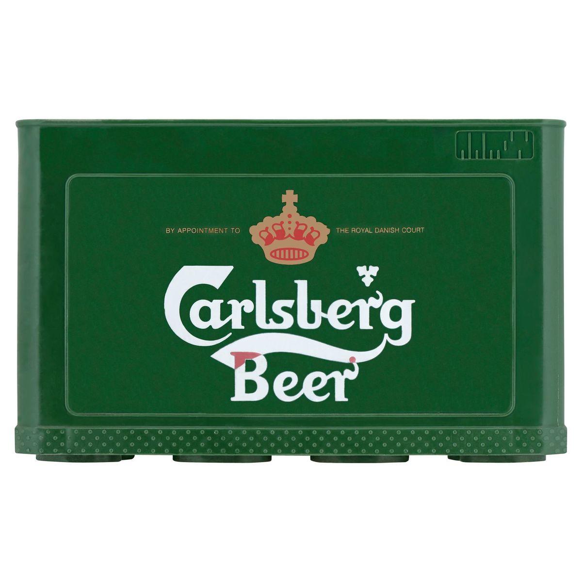 Carlsberg Copenhagen Premium Beer Caisse 4 x 6 x 250 ml