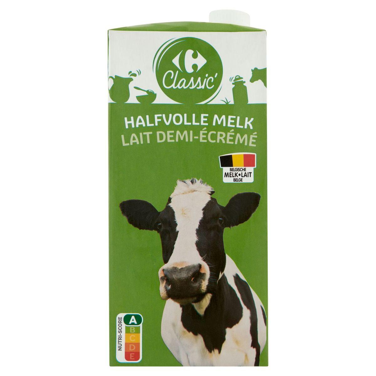 Carrefour Classic' Halfvolle Melk 1 L