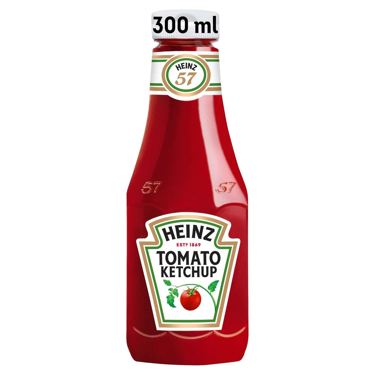 Heinz Tomaten ketchup squeeze 300ml