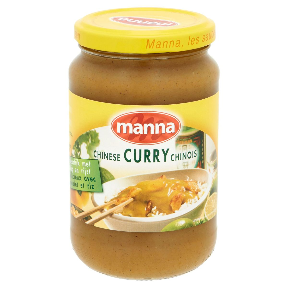 Manna Chinese Curry 360 g
