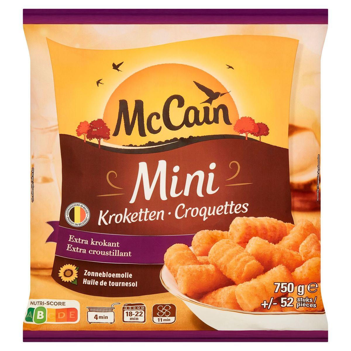 McCain Mini Kroketten 750 g