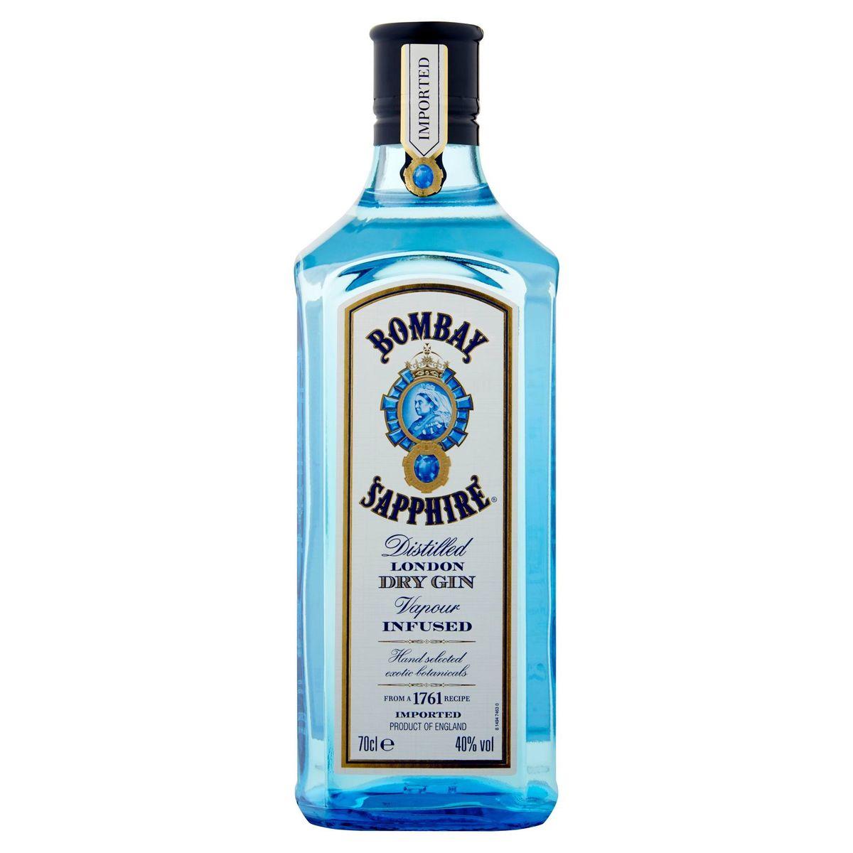 Bombay Sapphire Gin 700 ml