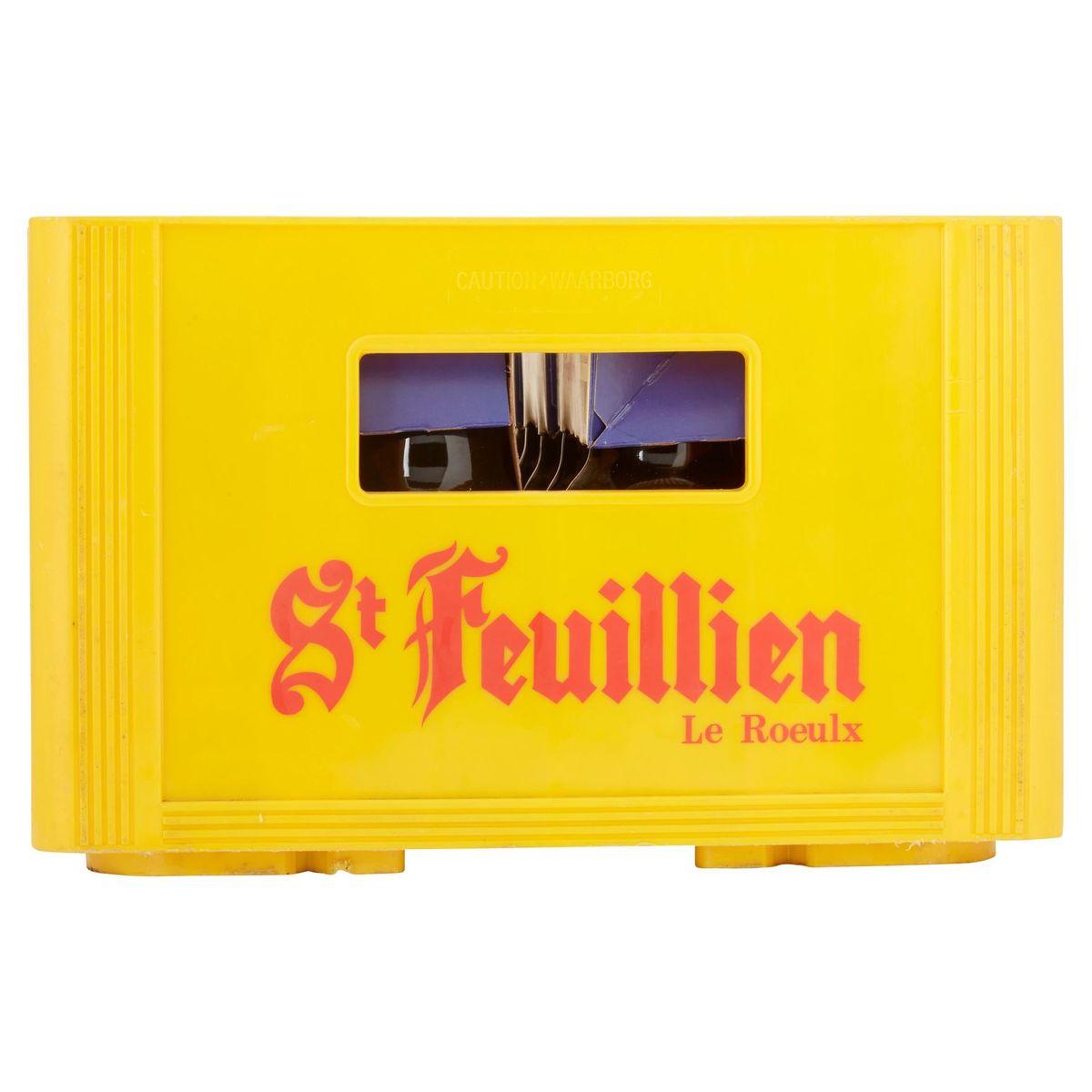 St Feuillien Belgisch abdijbier tripel 24 x 33 cl